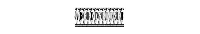 SardinesCanned Font LOWERCASE