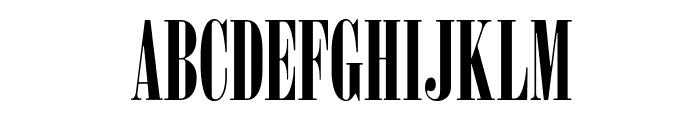 Sardonyx Font UPPERCASE