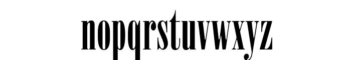 Sardonyx Font LOWERCASE