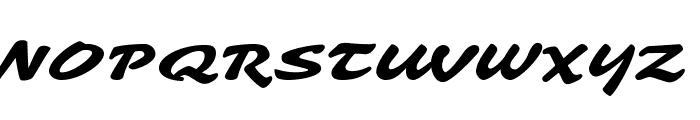 Sarina-Regular Font UPPERCASE
