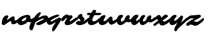 Sarina-Regular Font LOWERCASE