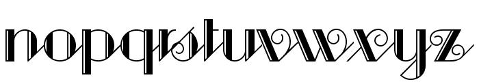 Sarsaparilla NF Font LOWERCASE
