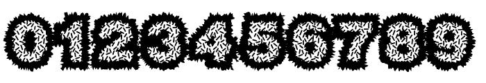 Sasquatch Font OTHER CHARS