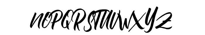 Satarland Font UPPERCASE