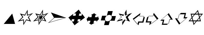 Satluj BoldItalic Font LOWERCASE