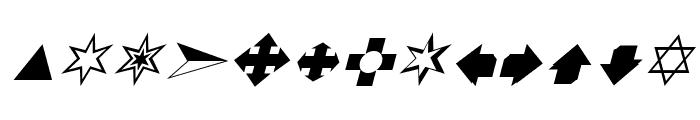 Satluj Italic Font LOWERCASE