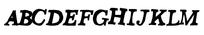 SaturdayEvening Font LOWERCASE