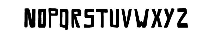 SaviaRegular//ANTIPIXEL.COM.AR Font UPPERCASE