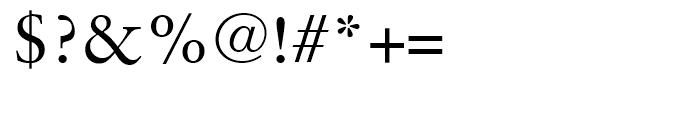 Sabon Cyrillic Roman Font