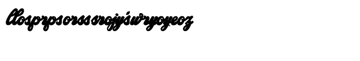 Saloonkeeper Alt Shadow Layer Font UPPERCASE