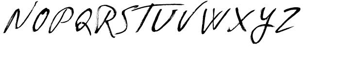 Salvador Regular Font UPPERCASE