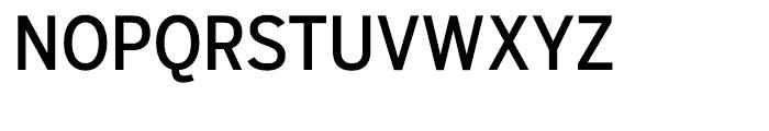 Salvo Sans Condensed Regular Font UPPERCASE