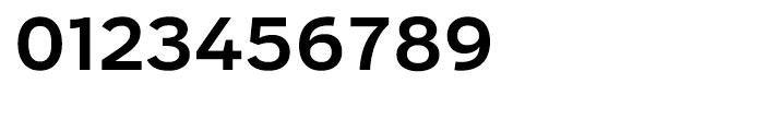Salvo Sans Medium Font OTHER CHARS