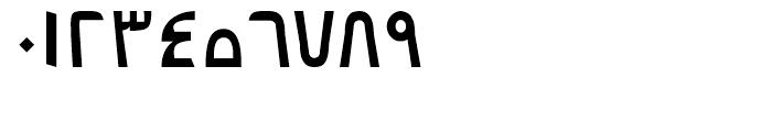 Samman Regular Font OTHER CHARS