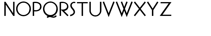 Samosata NF Regular Font UPPERCASE
