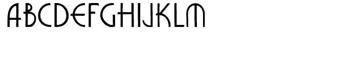 Samuello Regular 1 Font UPPERCASE