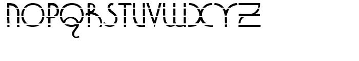 Samuello Regular 2 Font UPPERCASE