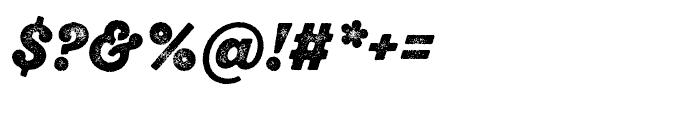 SantElia Rough Black Two Font OTHER CHARS