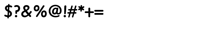 Sassoon Montessori Medium Font OTHER CHARS