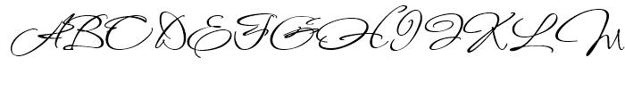 Sassy Frass ROB Font UPPERCASE