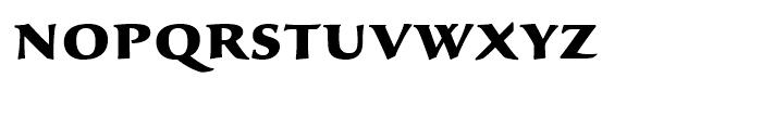 Sava Bold Font LOWERCASE