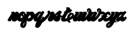 Saloonkeeper  Alt Shadow Layer Font LOWERCASE