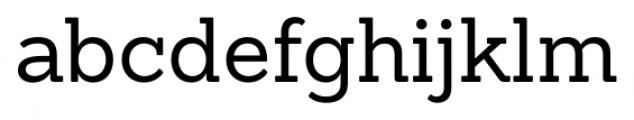 Sanchez Regular Font LOWERCASE