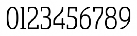 Sancoale Slab Soft Cond Light Font OTHER CHARS