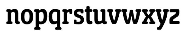 Sancoale Slab Soft Cond Medium Font LOWERCASE