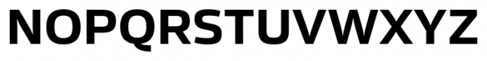 Sans Beam Body Bold Font UPPERCASE