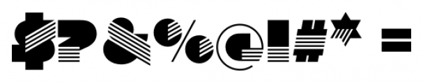 Savannah Regular Font OTHER CHARS