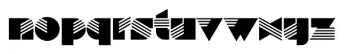Savannah Regular Font LOWERCASE