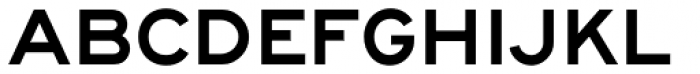 Saa Series F D Font UPPERCASE