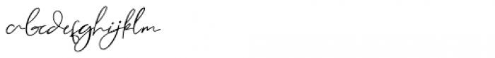 Sabella Regular Font LOWERCASE