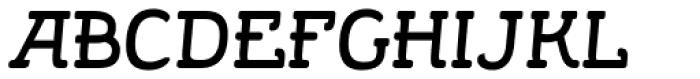 Sabio Alternate Font UPPERCASE