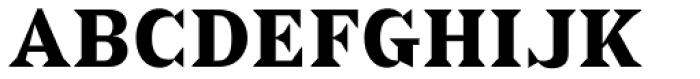 Sabre Black Font UPPERCASE