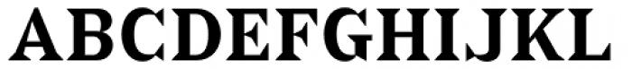 Sabre Bold Font UPPERCASE