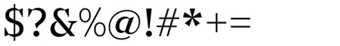 Sabre Light Font OTHER CHARS