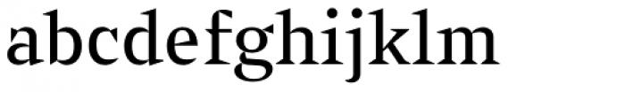 Sabre Light Font LOWERCASE