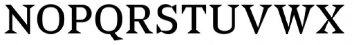 Sabre Regular Font UPPERCASE