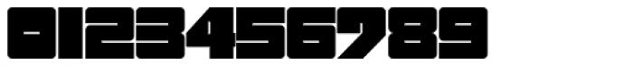 Sackem PB Jumbo Font OTHER CHARS
