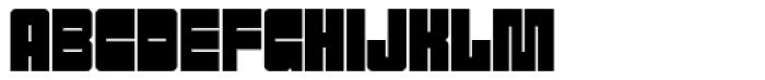 Sackem PB Narrow Font UPPERCASE