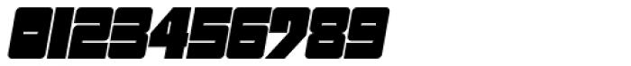 Sackem PB Oblique Font OTHER CHARS