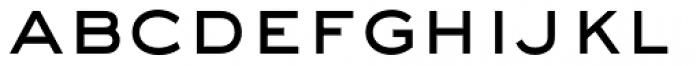 Sackers Gothic Medium Font LOWERCASE
