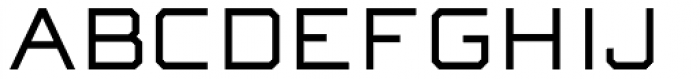 Sackers Square Gothic Font UPPERCASE