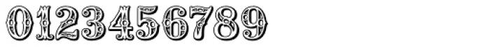 Saddlery Font OTHER CHARS