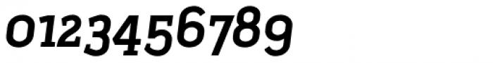 Sadi Bold Italic SC Font OTHER CHARS