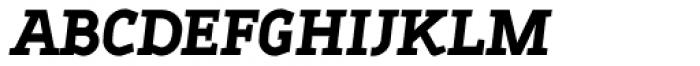 Sadi Bold Italic SC Font LOWERCASE