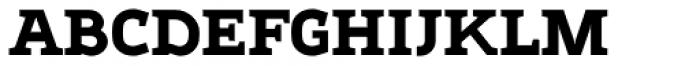 Sadi Bold SC Font LOWERCASE