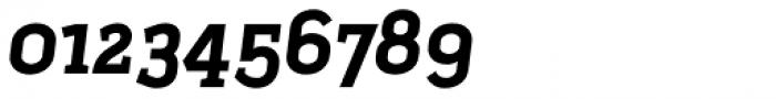 Sadi Extra Bold Italic SC Font OTHER CHARS